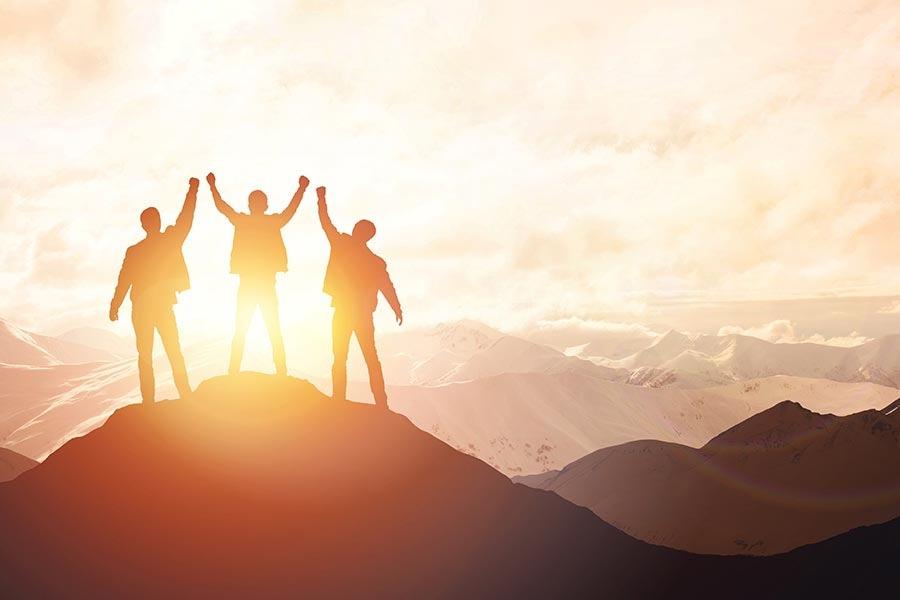 BIGN Partnership - Reaching the Top of the Mountain
